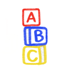 agere ageregression cute kidcore blocks toys primarycolors freetoedit