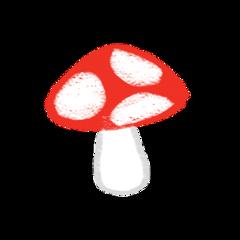 agere ageregression cute kidcore goblincore cottagecore mushroom freetoedit