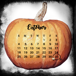 october pumpkinpatch scarypumpkin subsribemychannel srcoctobercalendar octobercalendar freetoedit