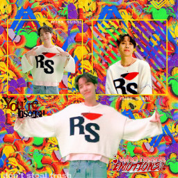 jhope bts jhopebts edit shapeedit shape picsart madewithpicsart rainbow follow like share repost 11k 2020 october seeyousoon freetoedit