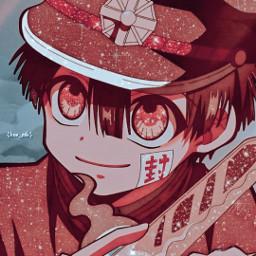 freetoedit hanako animeglitter iconanimes iconglitter