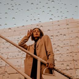 rain drops waterdrops girl girls awesome picsart picsartedit srcrainonme rainonme freetoedit