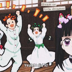 anime animeedit weeb kimetsunoyaiba demonslayer kny tanjirou kanaotsuyuri kanao kamadotanjirou freetoedit