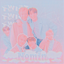 kpopedit leejeno najaemin jeno jaemin nana aesthetic pink blue edit nct nctdream nctu just nctu