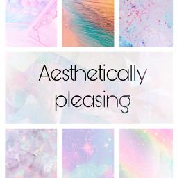 aesthecticallypleasing