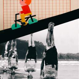 bike beach men
