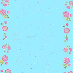 fondo fondosdepantalla fondokawaii fondos fondostumblr fondosoriginales fondos❤ fondoslindos fondobase fondosdebloqueo kawaii celeste rosa love amor rosas🌹 freetoedit rosas