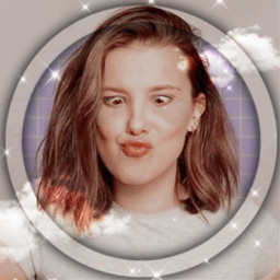 freetoedit fyp pfp milliebobbybrown givecredits