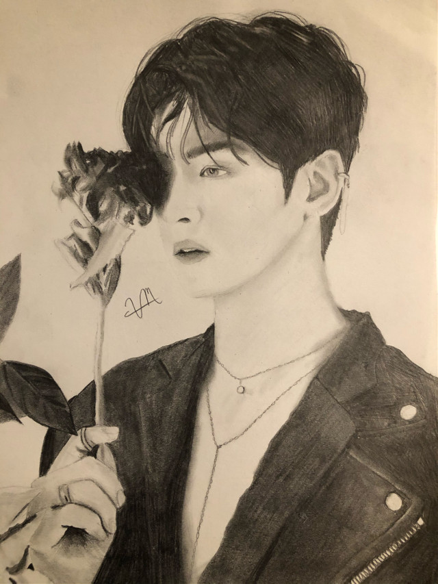 {open}   K IM PROUD OF THIS FR   This took me a day and a half MY HANDS ARE SOREEEE  Can yall guess?                              Lol its CHA EUNWOO THE LEGEND   Honestly I think Eunwoo is the best looking idol ever LIKE LOOK AT HIM. I mean my drawing didnt even capture his beauty/handsomness(?)   Anyways please like and follow if u wanna see more!!! <3   @glossyjieun @yehet_jams @soobinsbread7 @-kookie- @kidakim @nooni_kim @yoongi__0 @_angelic-rosie_ @foreveranarmy @steyi @atsamgaws @rufescent_aesthete @lilackookie @a_azra @justnseagull @_babyjin_ @fightforloona @lollycraft @winter-v @mseesaw4__ @soobjinarmymoa @pasteljin @soso_bts_v @jaehyuns_dimple @loona_chuw @sky-bts @magicsunshine @dong_hyunjin @dango-kawaii @-tae_yoon- @-magicshxp- @ethxreal_gyu @emptycandywrappers @umi_zoomi @bts_vkok_ @yohanis_edits @lillie_kpopedit @pxach_txa @kookies_chocolate @namuach @bananamilk_vintage @waterlemun @_the_shadow_like_me_ @seungkwans_cheekies @yeonjuuuunie @galaxy_chan31 @ lyly_are_lyla @namastae_7  Tags: #eunwoo #chaeunwoo #astro #drawing #kpop #kpopdrawing #handsome #CANHESHARE   <3