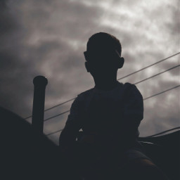 blackandwhite silhouette photography black