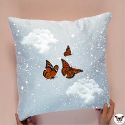 butterflyes ircdesignapillow designapillow freetoedit
