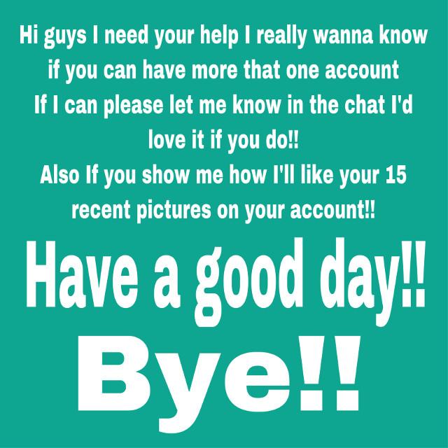 #pleasetellme #haveagoodday❤