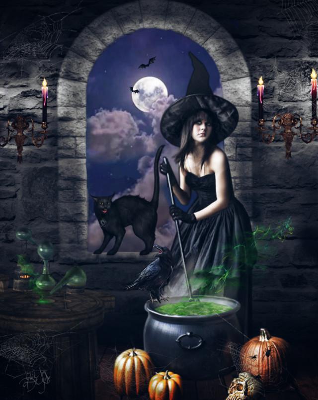 #halloweenfun, #halloweenedit , #halloweenspirit #witch, #witchesbrew , #spellsandpotions, #witchinghour, #witchyvibes , #fxtools,  #fxeffects,  inspired edit by @roxannegraziadei-fatta