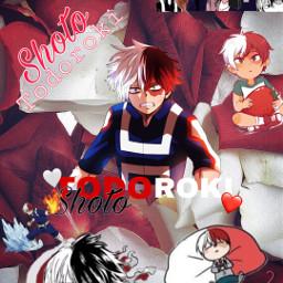 todorokishoto mha bnha bnhatodoroki anime freetoedit