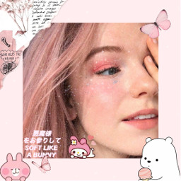 freetoedit freetouse soft pink pinkaesthetic aesthetic cute girl girly vsco cutepink pretty pinky