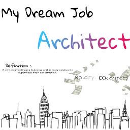 architecture dreamjob freetoedit