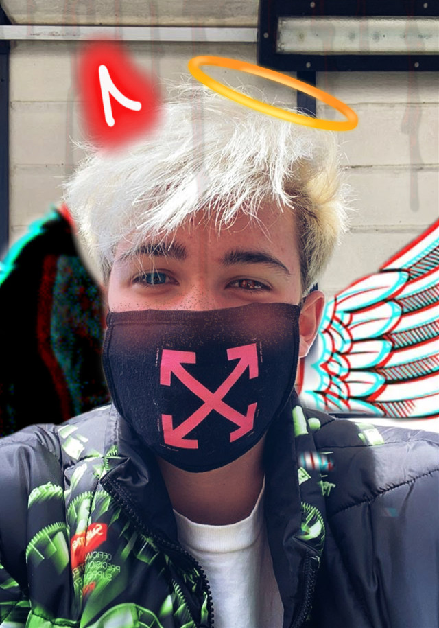 Honestly dont know but i kinda like             #harveymills #demon #angel #mills #maxandharvey #millsie #millsedit #harveymillsedit #harveykittmills #harvey #harveyedit #millsies #millstwins #harveyedits #maxandharveymills #freetoedit