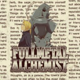 fma fullmetalalchemist edwardelric alphonseelric animes brotherhood fullmetal freetoedit