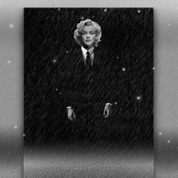 freetoedit blackandwhite marylinmonroe artistic artisticportrait art editbyme picsarteffects photoediting
