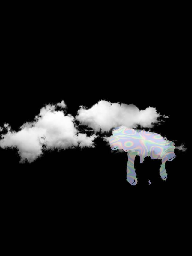 #drippingcloud #cloud #drip #dripping