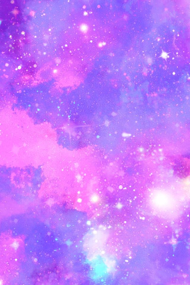 #freetoedit @mpink88 #glitter #sparkle #galaxy #sky #stars #pastel #pink #purple #aesthetic #art #kawaii #cute #background #overlay