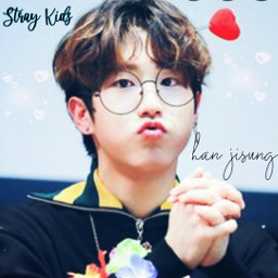 han hanjisung cute straykids likesforlikes followforfollow freetoedit