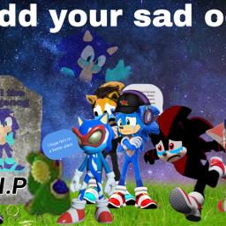 shockthehedgehog shock youroc sad