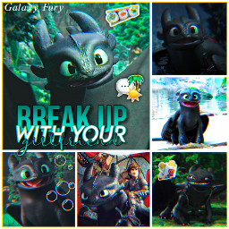 httyd howtotrainyourdragon toothless toothlessthenightfury toothlessthedragon nightfury