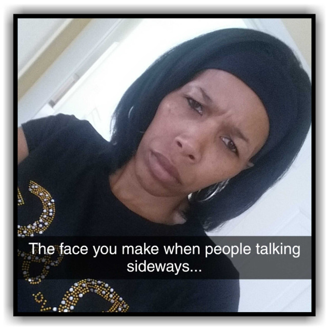 People Talking:  S  I   D    E     W       A        Y         S  #talkingsideways #people #thefaceyoumakewhen #facetography #drdonnaquote #snapchat #graphics #graphtography #realleader #realleaders #realleadership #becomearealleader #bearealleader #theturnaround #theturnarounddoctor #turnaroundeffect #theturnaroundeffect #turnarounddoctor #graphicdesign #drdonna #drdonnathomasrodgers