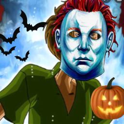 halloween shaggyrogers freetoedit