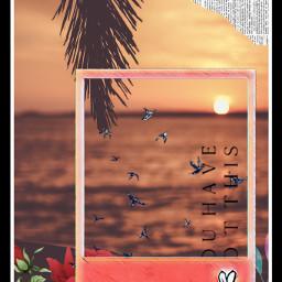 unsplash freetoedit pastelremix pastelgothaesthetic sunsetperfection