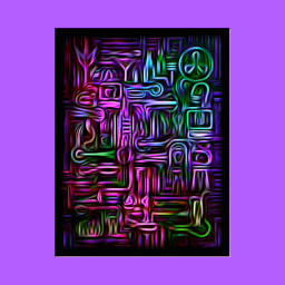 digitalart modernart popart abstract colorful artisticexpression embossed oilpaintingeffect bordered design mydesign myedit freetoedit