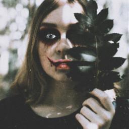freetoedit october myedit halloween girl