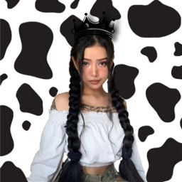 followme followbackalways followback woman cow cowprint crown usethis usemysticker usemystickers  facts: i shoutout freetoedit usemystickers