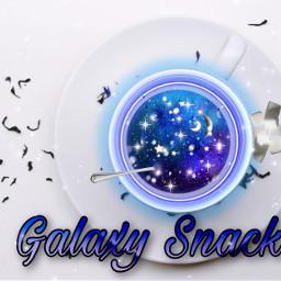 galaxy snacktime tea ircacupoftea acupoftea
