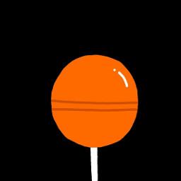 orange arancione digitalpainting painting contemporaryartist contemporaryart artistacontemporaneo art artist color colore colorato artistaemergente digital_artwork digitalartwork artista artistaitaliano dipinto arte dipintodigitale leccalecca lollipop chupachups october2020 ottobre