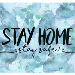 stayhome staysafe stayhometosavelives zoomcall background inspo watercolor blue aqua eczoombackgroundsvibes zoombackgroundsvibes freetoedit