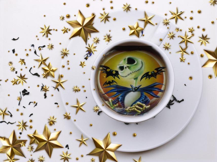 Cup of tea contest # tea cup #night