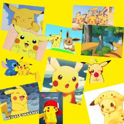 pika pikachu pikapika pikachulover pikachuuuuuu pikachukawaii pikachusticker pikalover yellow jaune cute pikacute pikachuu pikatchu pikachuforever pikachulove pikart pikachuedit freetoedit picsart