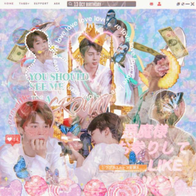 ❝ 𝙮𝙤𝙪 𝙨𝙝𝙤𝙪𝙡𝙙 𝙗𝙚 𝙮𝙤𝙪𝙧 𝙡𝙞𝙜𝙝𝙩 🎠 🌙 . . .  Hello everyone! Happy birthday to Jimin!!!! 💜💜💜 Time flies by so fast ksbsjs. I can't believe he's alr 25. I wish him a very happy birthday and I  hope he spends it well with the rest of BTS. I have learnt so much from him and I hope they continue their love music and continue to  inspire people. Thank you and Happy Birthday Jimin ! 💜💜 Srry I was late for uploading my edit for him. Thank you! - 𝙢𝙤𝙤𝙣𝙨 ☁️  𝙞𝙣𝙛𝙤𝙧𝙢𝙖𝙩𝙞𝙤𝙣 : • JIMIN PNG - BEAPANDA on Deviant Art • Overlays - We Heart It • PNGS - @-blossomhan-  's Google drive • Fonts - mermaid bold, gloss and bloom • Filters - BBoom BBoom by _ _ .jdirxyhh, playing by cherrycodesx • Apps used - Ibispaintx, Polarr, Phonto  𝙩𝙖𝙜𝙡𝙞𝙨𝙩 ☁️ @-blossomhan-  @rufescent_aesthete  @-sleepy-joon-  @eun_ln  @blue_berryy_  @-cypher_joon-  @honey-ttae  @-seoulpark- @soft-gyeom  @awhkookie  @ani_jeon  @magicsunshine  @mylovelyalien @nanasakurai_  @armypark100271  @kawaii_maknae  @kurvlkearme  @kurvlkeq  @neditj  @ksugguk  @soursoraa  @dango-kawaii  @retroseoul  @taekooknochu  @thedreamyboyz @yamjoonie  @krystaltae  @_angelic-rosie_  @winter-v @evphoria- @hopejins @cloudii-tae @extraordinary_you @vvs_tyline @ohmykang @ohhhenderyy @honeywheein @nctepnka @silverbell_ @hqney_aestheticz @vonnlimon21 @bxbble- @-koalachan @_babyjin_ @foreveranarmy @smolseulgibear @loona_chuw @_paozinxy  @mxchiiu @kyudiu_vs @twinkletaee @bokeerin @-tyong- @lilackookie @tokyodayxx @pastelcute0 @shiningstxrs @jeon_kookie_lover @taebear- @purpleyou17 @scftiecreme @taexdoroki @-lovemaze-  Comment 🌙 to be added, ☁️ to be removed. ❨ 𝙣𝙤𝙩 FreeToEdit ❩  ┊         ┊       ┊   ┊    ┊        ┊  ┊         ┊       ┊   ┊ ˚❀ ⋆。˚❃  ┊         ┊       ┊   ✿  ┊         ┊       ❁⋆  ┊ ๑      ┊  ✾ ⋆       ┊. ˚.  ˚✽ . . .  ❞ #parkjimin#bts#edit#kpop#aesthetic#soft#kpopedit#jimin#jiminbts#happyjiminday#jiminday#ibispaintx#polarr#filter#btsedit#btsjimin#pjm#jiminie#vocalist#95line#maknaeline