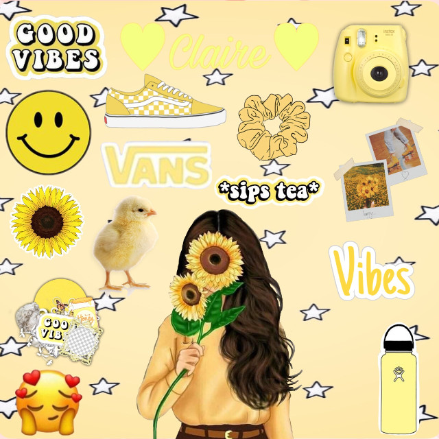 #yellowaesthetic