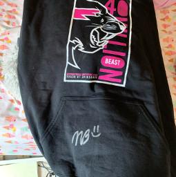 mrbeast limitededition hoodie mrbeastmerch signed mrbeastlimitededition