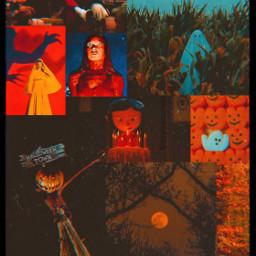 halloween halloweenspirit halloweentime halloweenedit spooky october spookyseason spookyszn vintage vintageaesthetic aesthetic wallpaper background artsy fall autumn halloweenaesthetic aestheticwallpaper halloweenmovie aesthetics mood heypicsart freetoedit