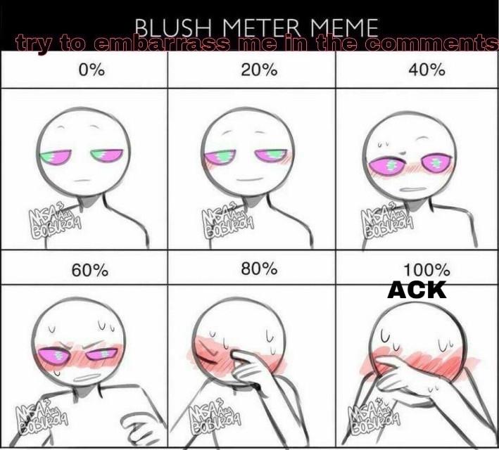Eeeeeeeee blush blush -w- #lol