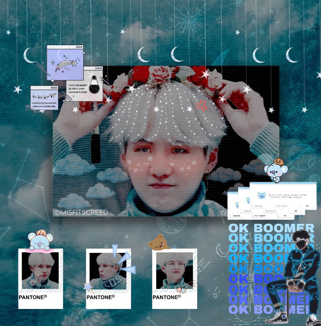 #minyoongi  #yoongi #suga #sugaedit #yoongiedit #bts #kpopedit #kpopbts #kpop #aesthetic #edit #btsedits #btsaesthetic #blueaesthetic #moon #softaesthetic #fluffyclouds #fluffy #yoonkitty #pastelaesthetic #softedit #bt21 #koyabt21   #okboomer #misfitscreed
