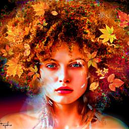 freetoedit myoriginalwork originalart conceptart womanportrait