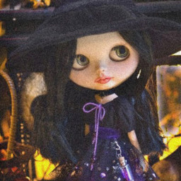 boo halloween doll toy pumpkins fall noiseeffect freetoedit