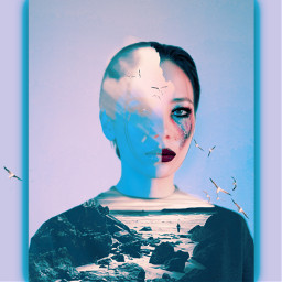 replay picsart beauty doubleexposure papicks makeawesome freetoedit