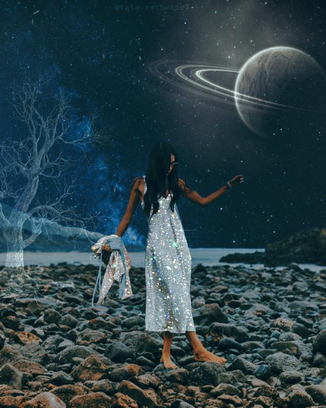 #myedit#galaxy#glitter#magical#madewithpicsart#stars#aesthetic#girl#papicks#freetoedit  @PA  #unsplash
