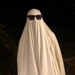 ghostphotoshoot ghost halloween aesthetic